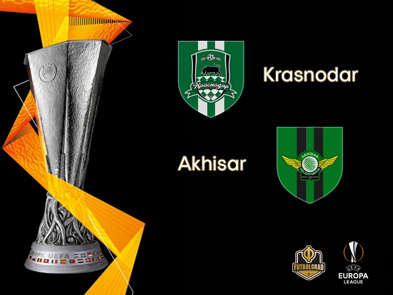 Krasnodar want to make step to round of 32 when they face eliminated Akhisar