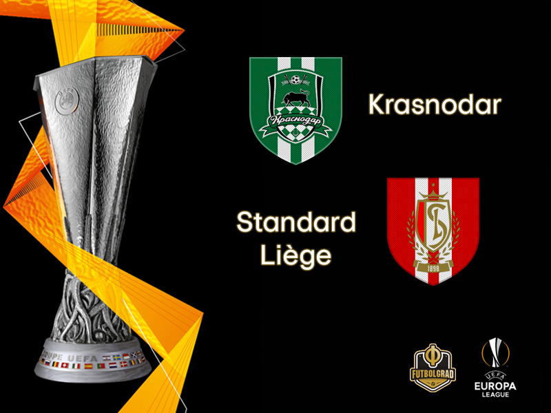Europa League – Krasnodar know they cannot afford a slip-up against Standard Liege