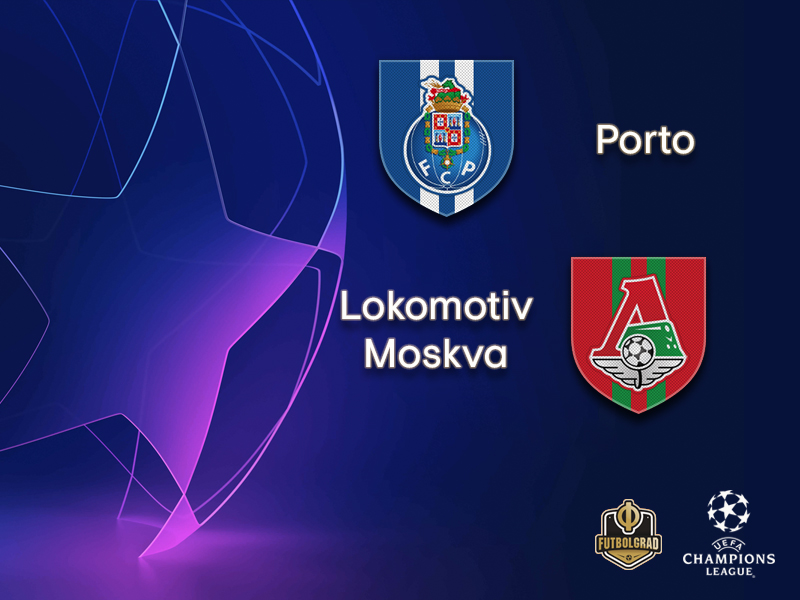 Porto want to derail Lokomotiv's Champions League ambitions