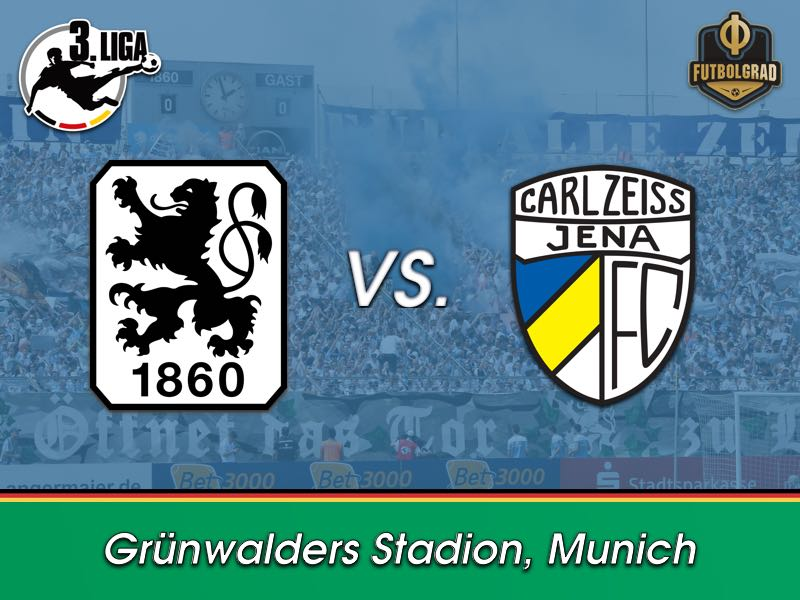 1860 Munich vs Jena – Liga 3 – Preview