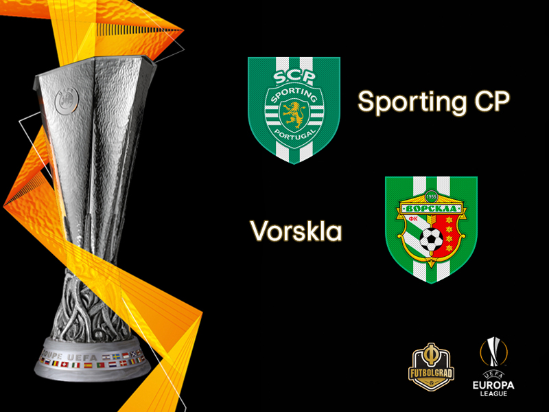 Sporting host Vorskla on matchday 6