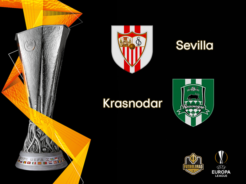 Europa League giant Sevilla host creative surprise package Krasnodar