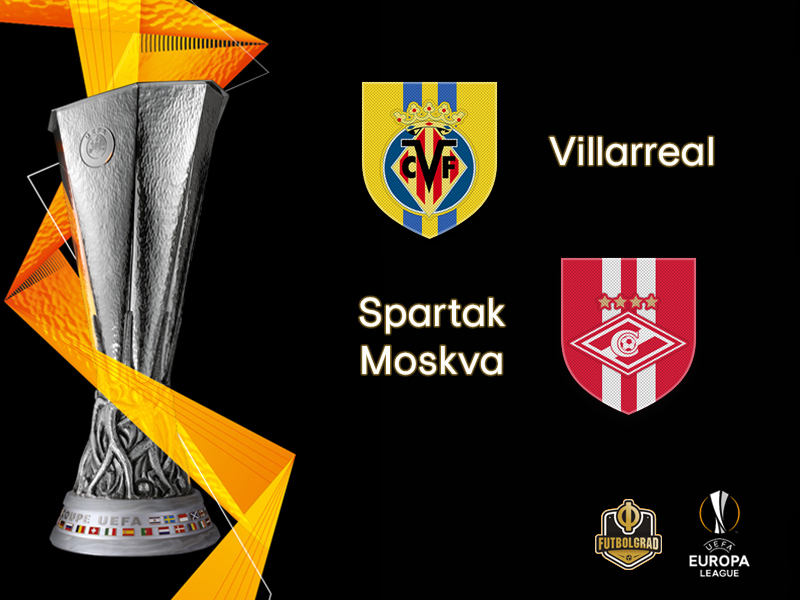 Spartak need to beat Villarreal in Spain to qualify