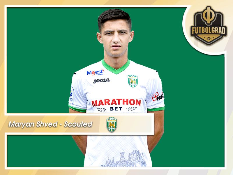 Maryan Shved – The Pride of Karpaty Lviv