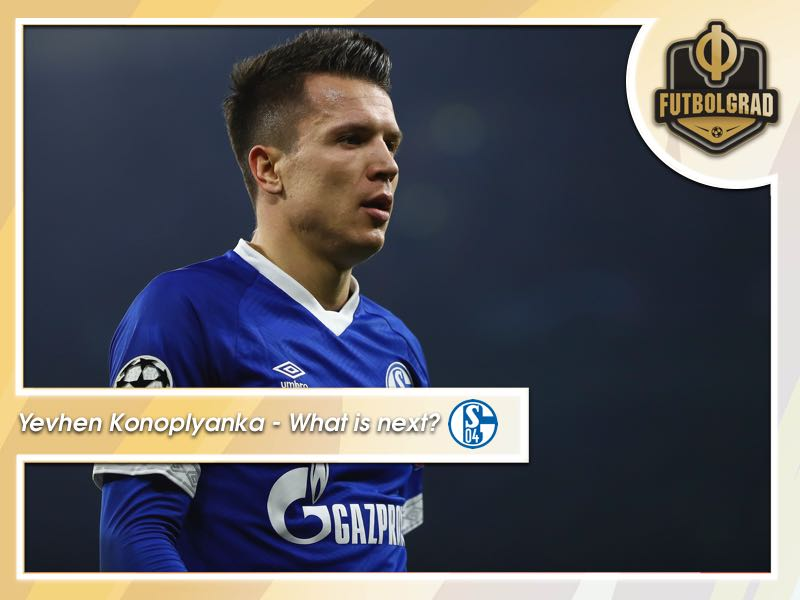 Konoplyanka – What is next for the Ukrainian star?