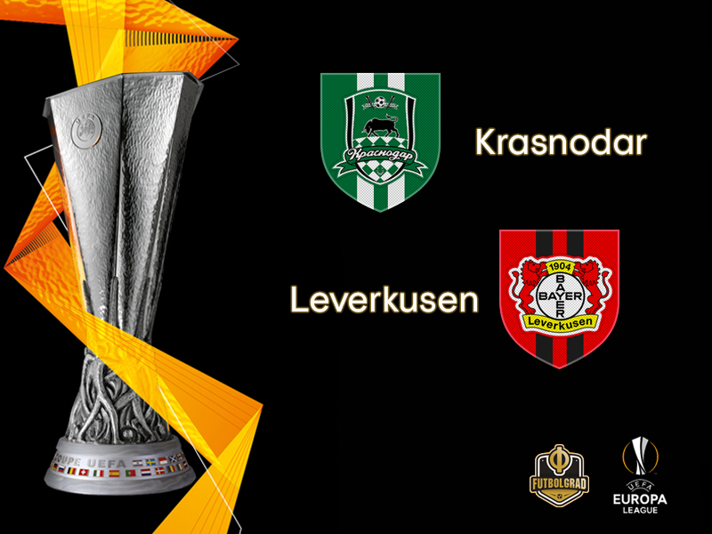 Fireworks await as Krasnodar host Bayer Leverkusen