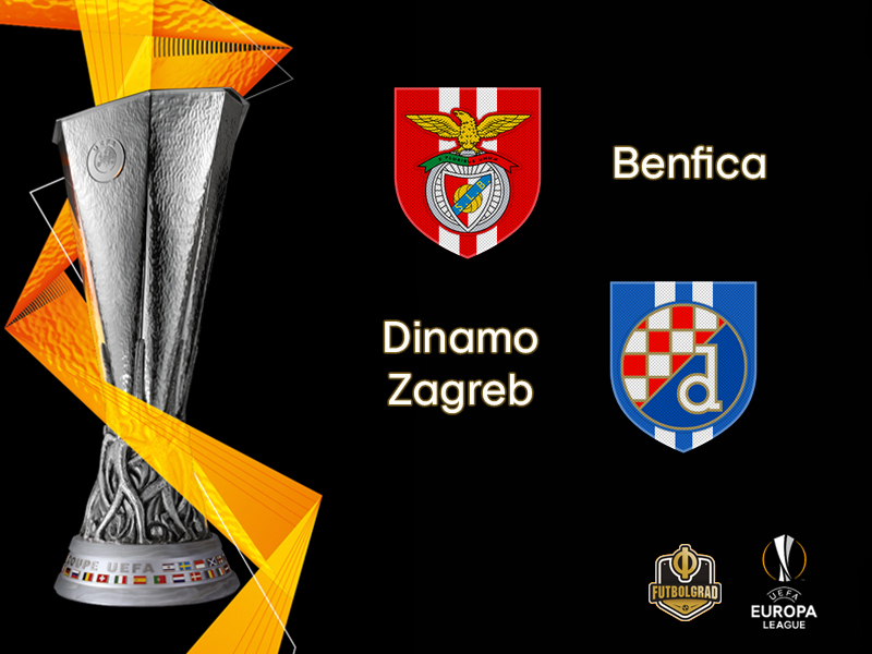 Benfica look to overturn deficit against Dinamo Zagreb