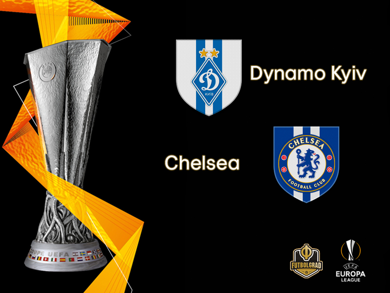 Dynamo Kyiv look for positive result against Chelsea