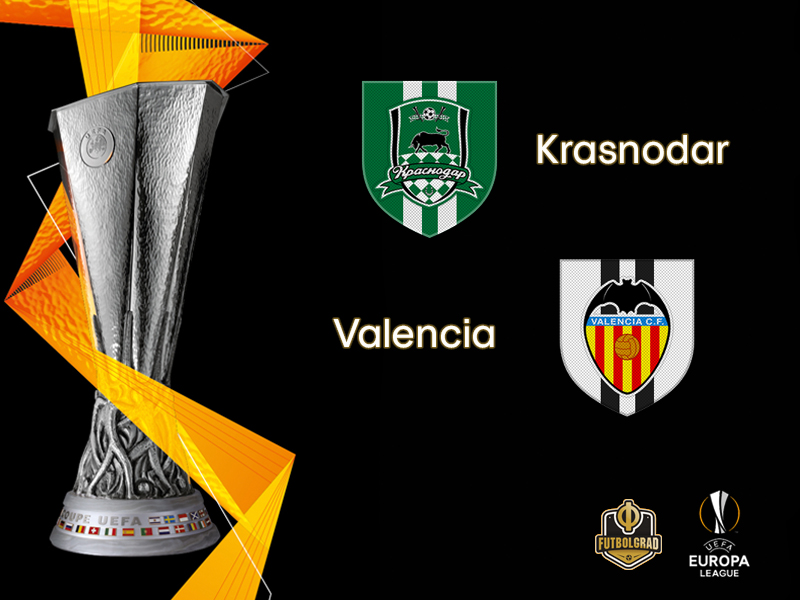 Krasnodar look to overcome strong Valencia