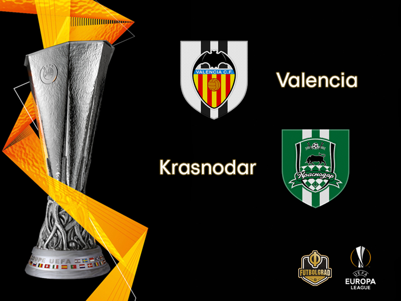 Cheryshev and Valencia host Russian side Krasnodar