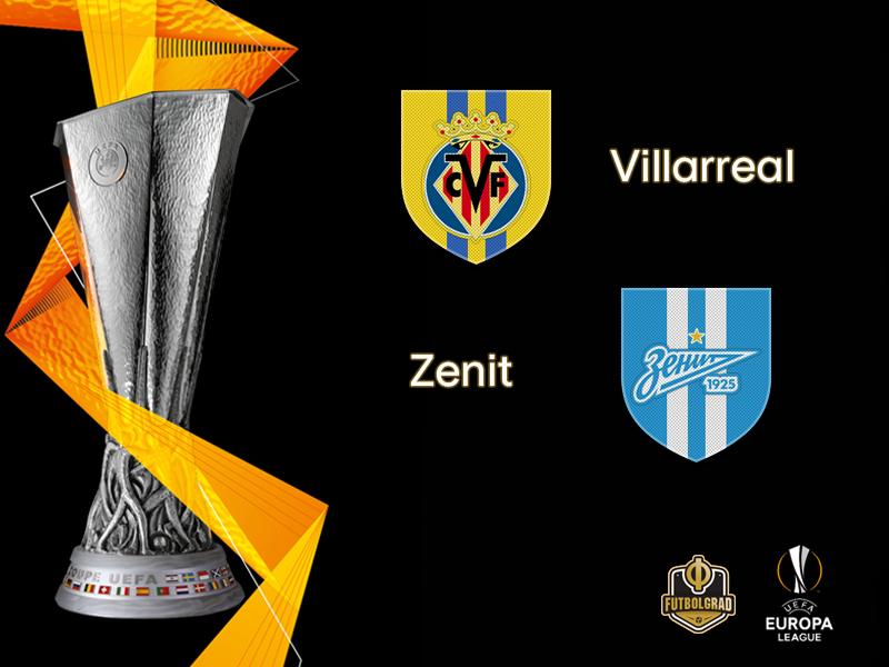Villarreal's Yellow Submarine looking to Torpedo Zenit's European ambitions