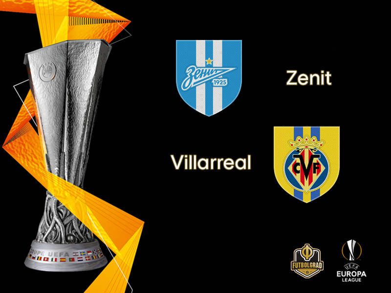 Zenit want to sink Yellow Submarine Villarreal at the Krestovsky