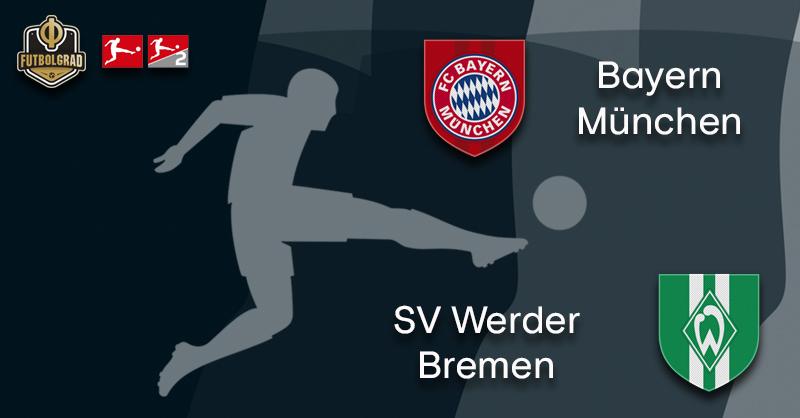 Bayern Munich vs Werder – Bundesliga – Preview