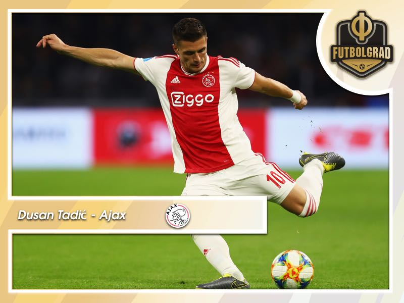 Dusan Tadić – Ajax's Serbian Magician Looking for Champions League Glory