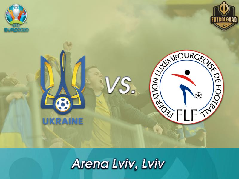 Ukraine look to extend lead in Group B as they host Luxembourg