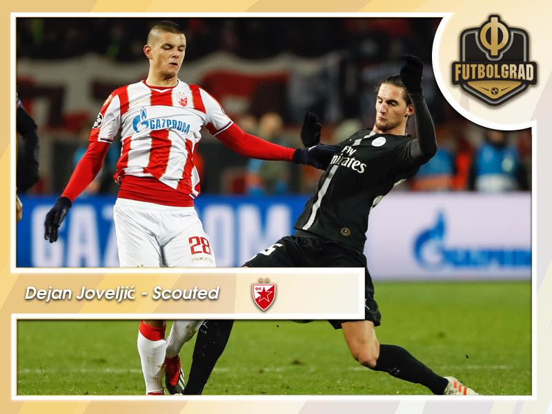 Dejan Joveljić – Red Star Belgrade's latest wunderkind