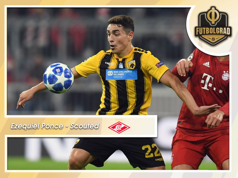 Ezequiel Ponce – A permanent home with Spartak Moscow?