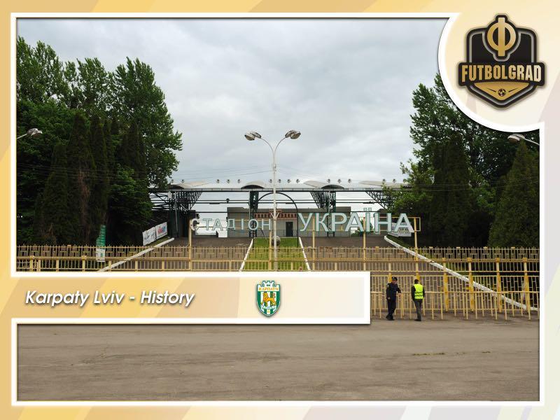 Karpaty Lviv Face Liquidation