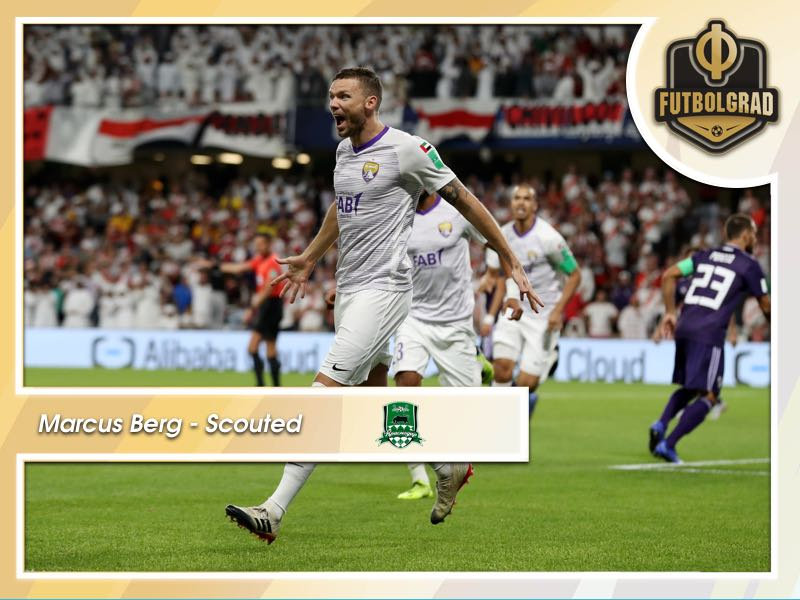 Marcus Berg – A chance to emerge from the shadow