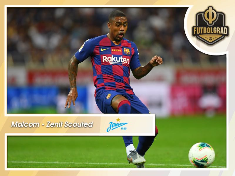 Malcom – Zenit splash the cash on Brazilian star