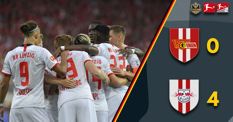 Union Berlin v Leipzig – Bundesliga – Report