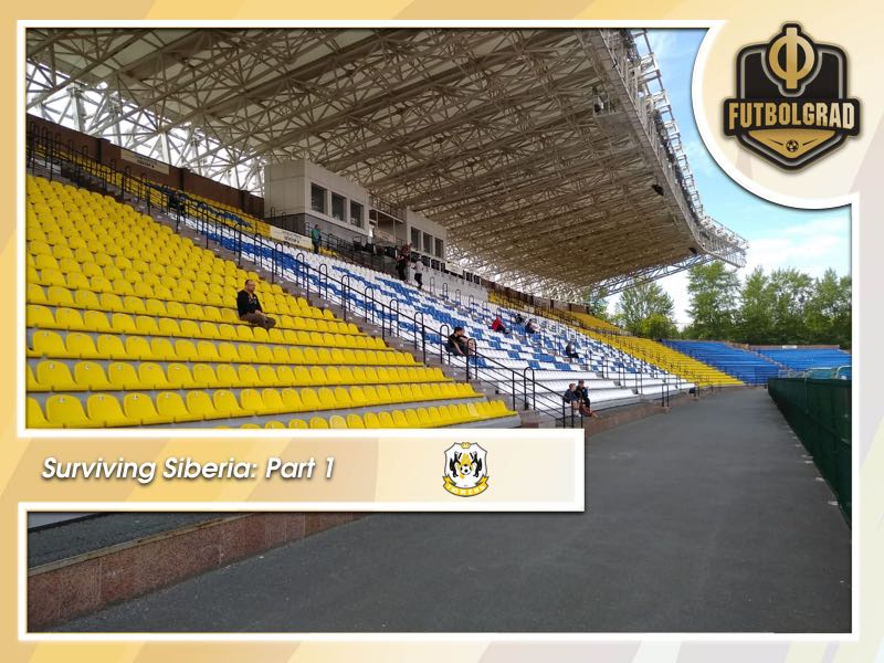 Surviving Siberia: Introduction to FC Tyumen and Preseason
