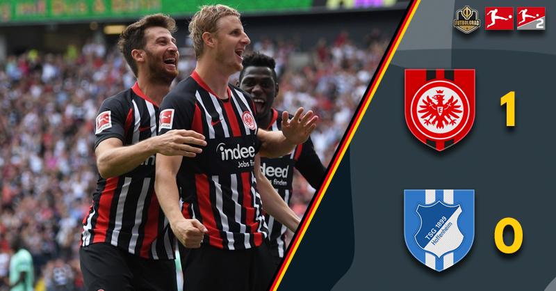 Eintracht Frankfurt v Hoffenheim – Bundesliga – Report