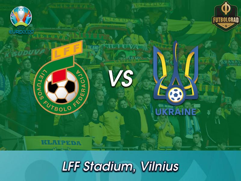Ukraine Earn Convincing Win in Lithuania