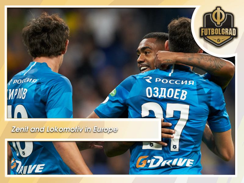 Can Zenit and Lokomotiv Surprise Europe?