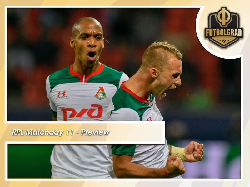 RPL MD 11: Lokomotiv host table toppers Zenit