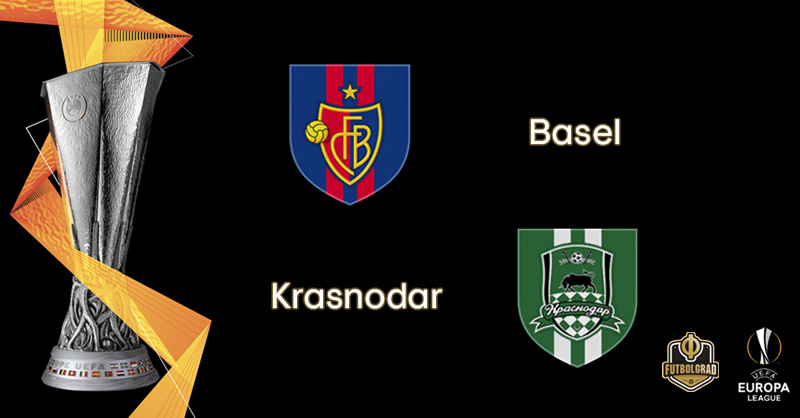 Basel host Russian side Krasnodar
