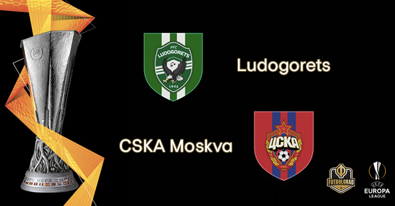 CSKA Moscow travel to Bulgaria to face Ludogorets Razgrad