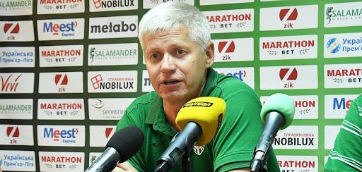 Oleksandr Chyzhevskyj, Photo: FCKarpaty.com