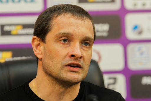 New Karpaty head coach Roman Sanzhar, Photo: Wikipedia, Lizenz Creative Commons Attribution-Share Alike 3.0 Unported