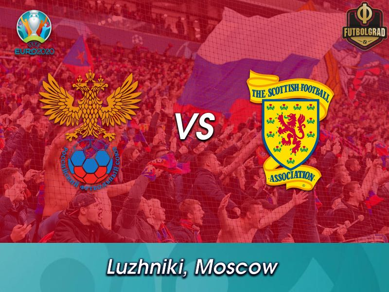 Against Scotland, Russia want to make big step towards Euro 2020