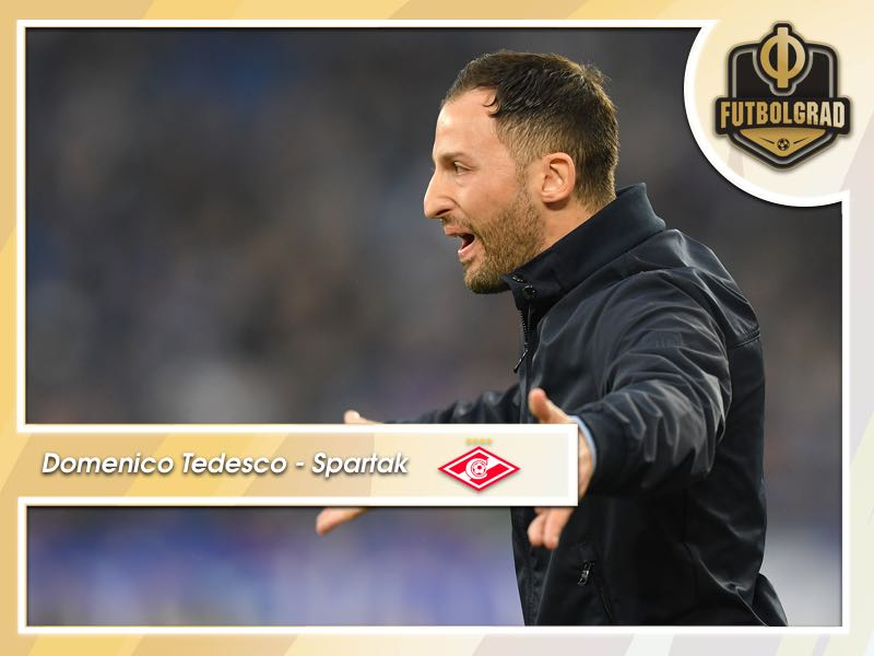 Domenico Tedesco Takes Spartak Moscow Hot Seat