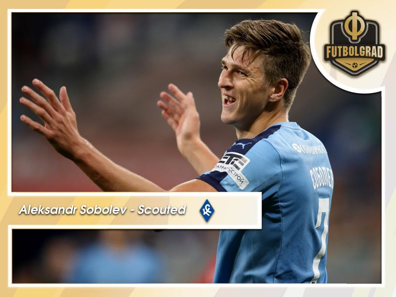 Aleksandr Sobolev: Introducing Krylya Sovetov's Goalscoring Machine