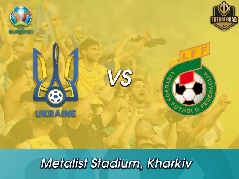 Ukraine host Lithuania on matchday 6