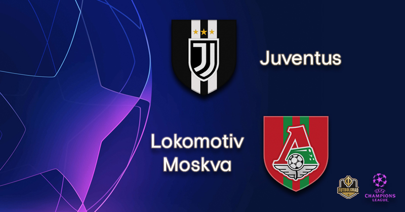Cristiano Ronaldo and Juventus face Russian side Lokomotiv Moscow
