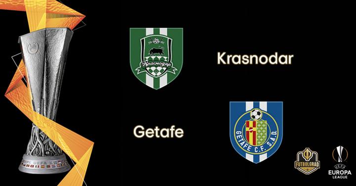 Krasnodar want to rebound from poor start, face Getafe on MD2