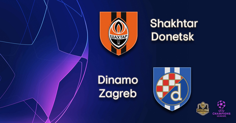 Shakhtar Donetsk or Dinamo Zagreb, who will prevail in Kharkiv?