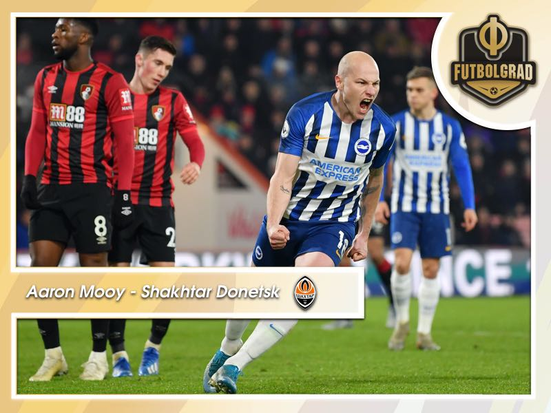 Shakhtar Donetsk did not signed contract with Australian player Aaron Mooy