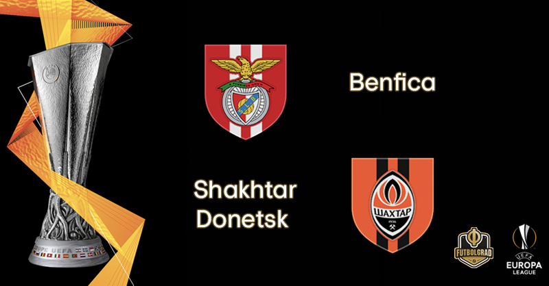 Benfica Hope to Turn Things around As They Host Shakhtar on Thursday