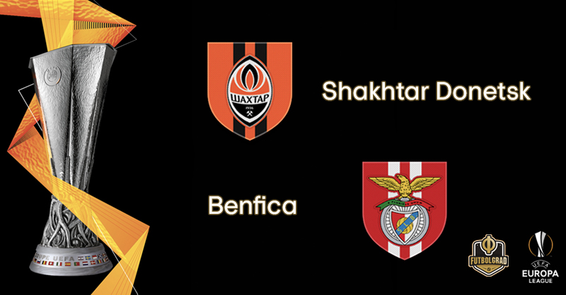Shakhtar Donetsk host red hot Benfica