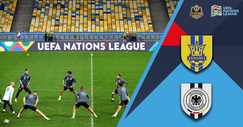 Ukraine vs Germany – Nations League – Preview
