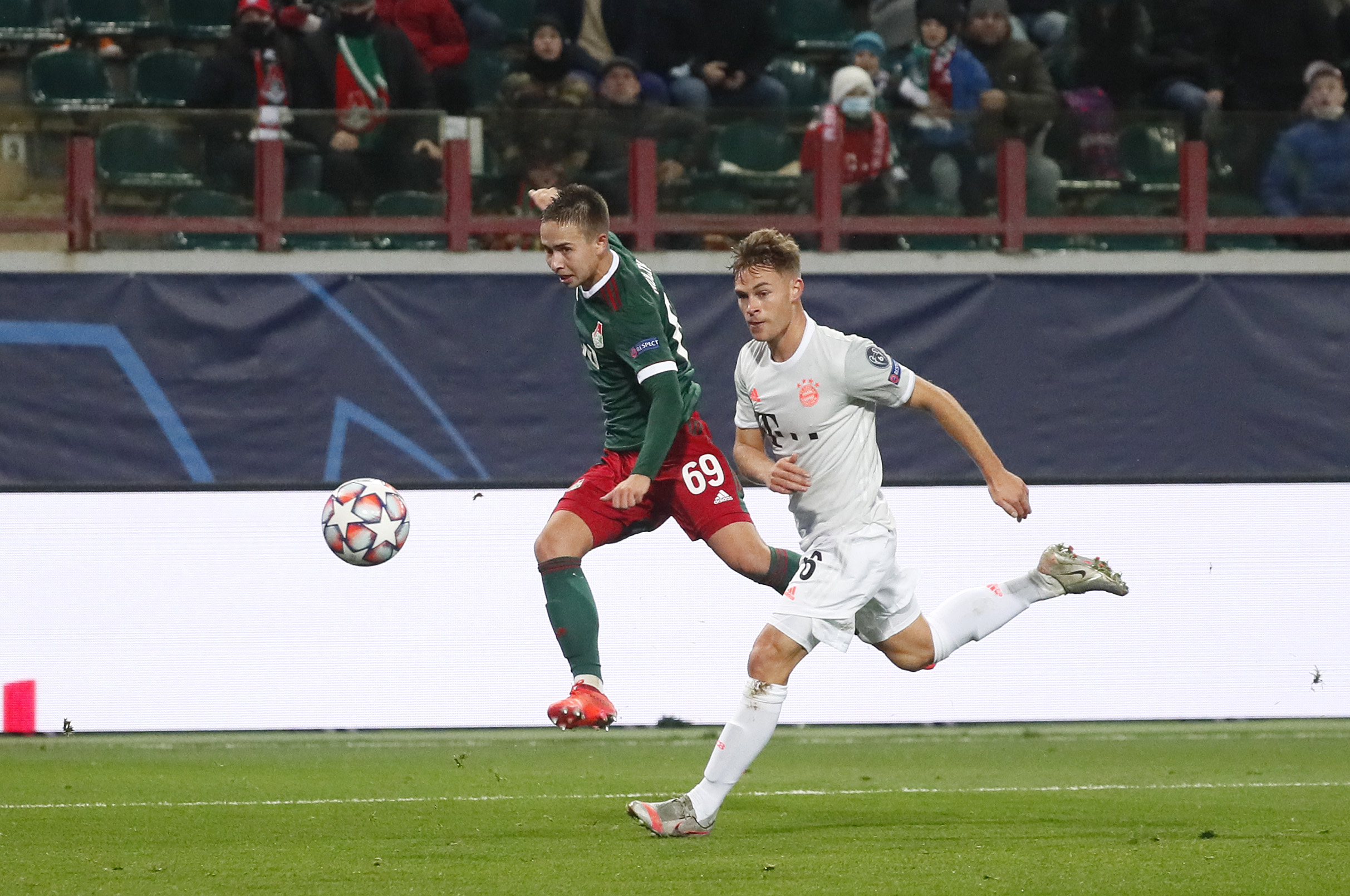 Lokomotiv Moscow vs Atlético Madrid