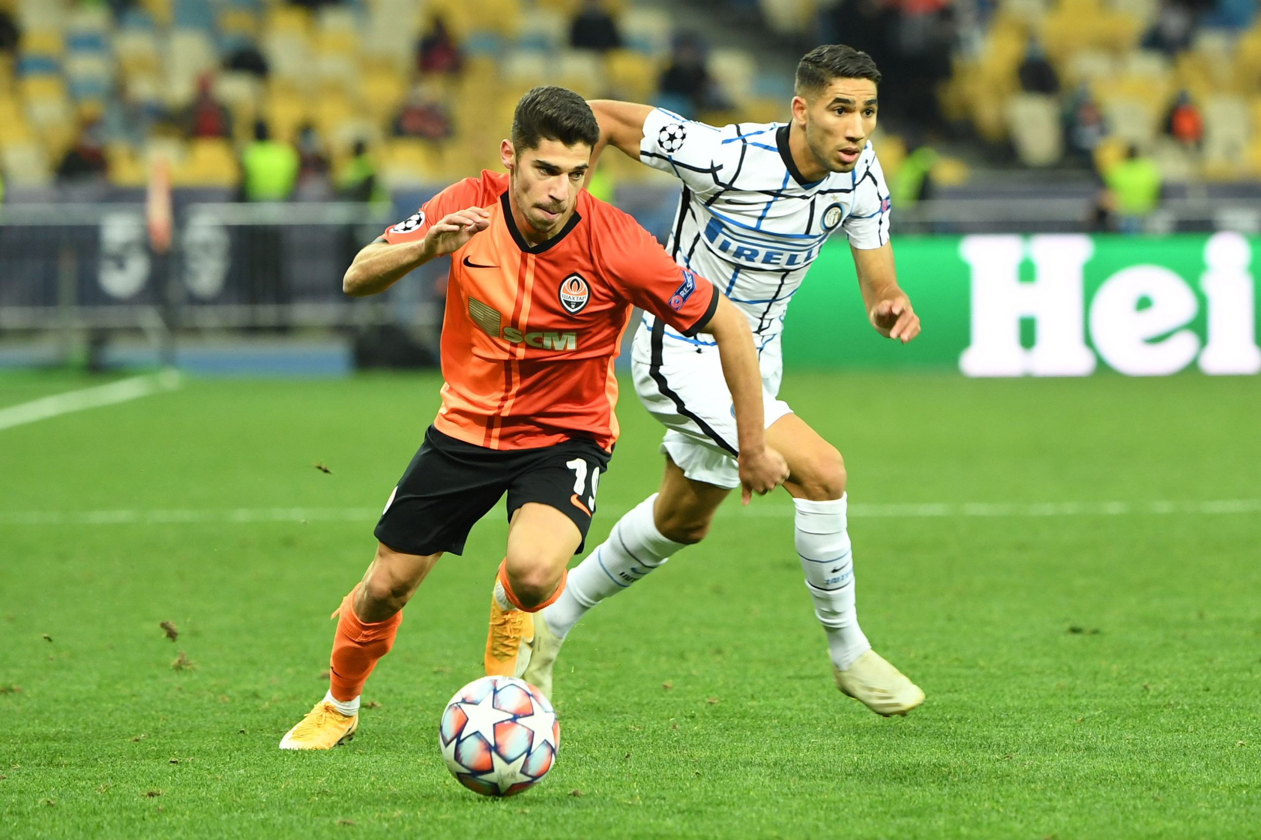 Manor Solomon: €15m winger key for Shakhtar but will he stay?