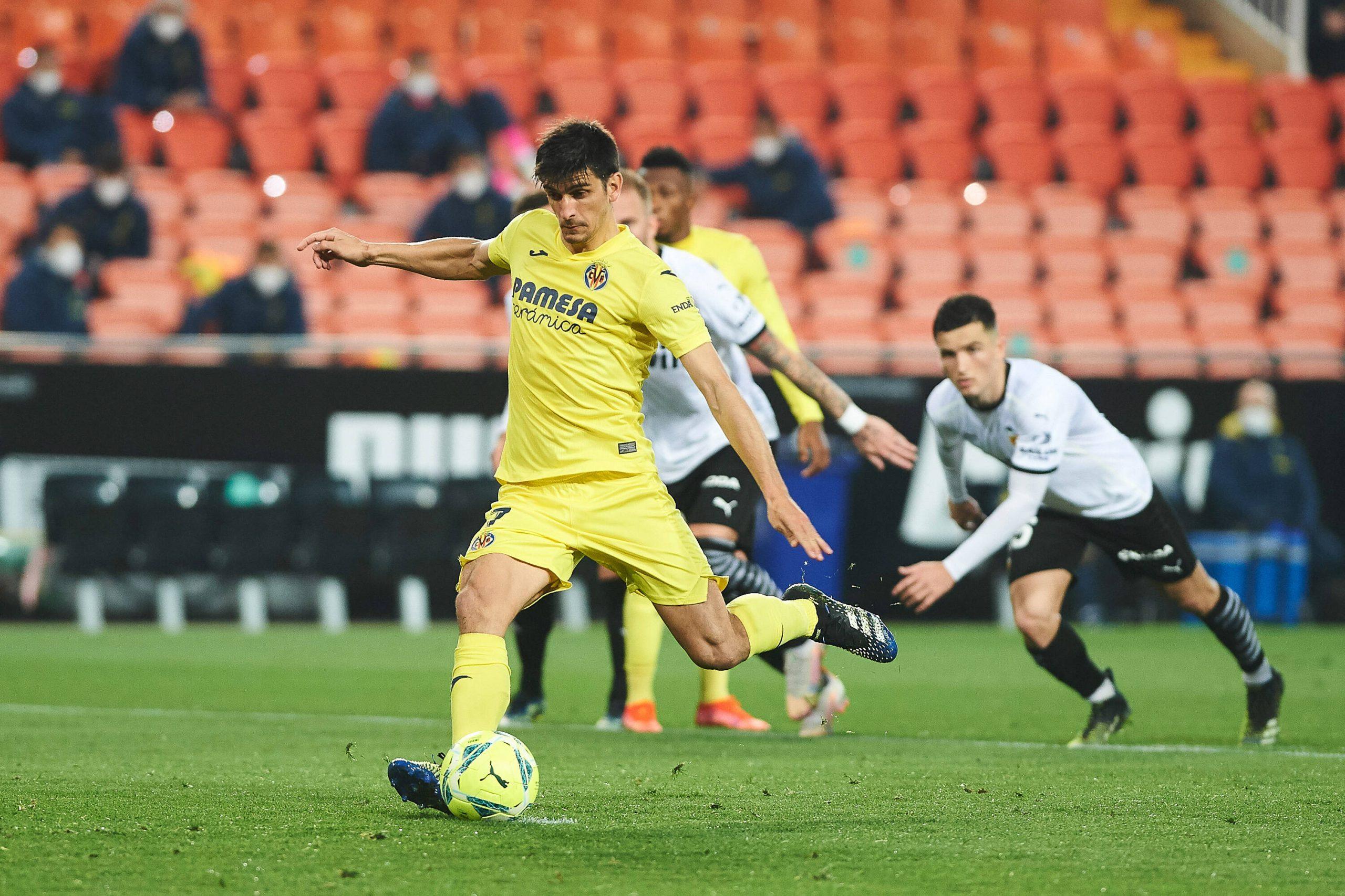 Dynamo Kyiv vs Villarreal