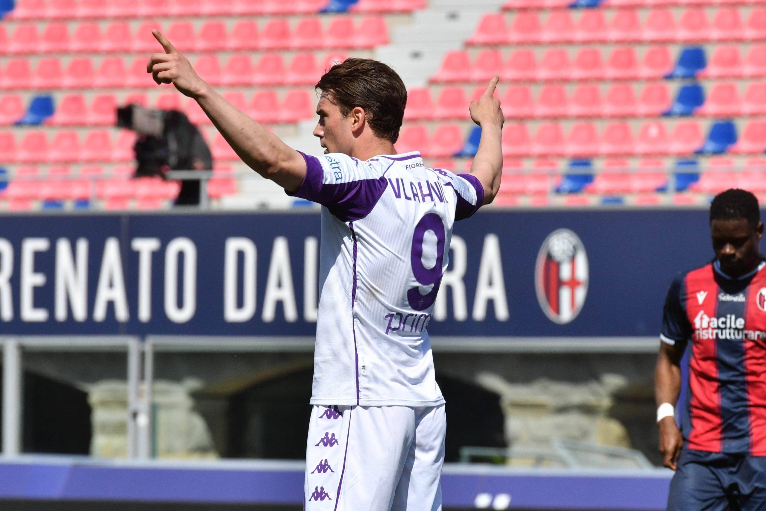 Dušan Vlahović: The Fiorentina goal-machine scouted