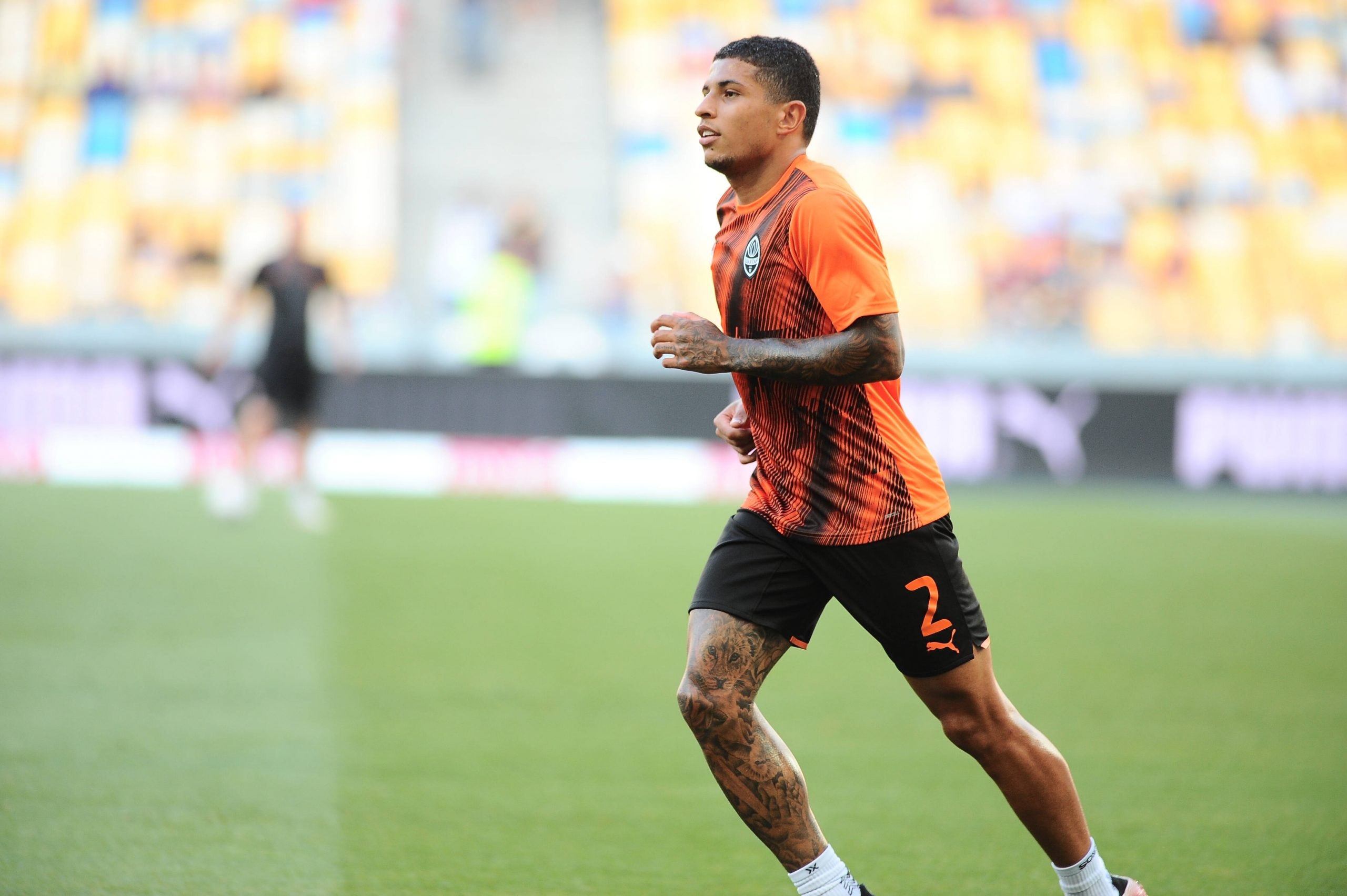 Dodô: Shakhtar's Potential Latest Export Scouted